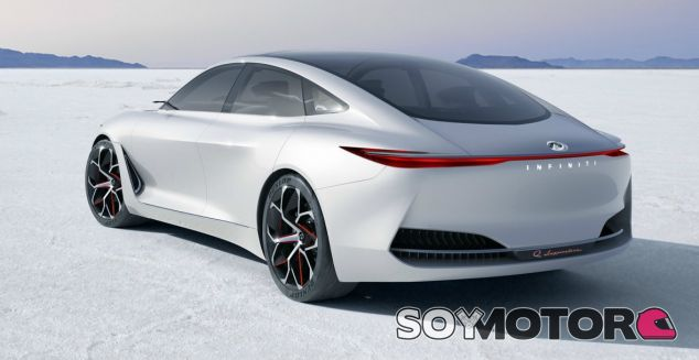 Infiniti Q Inspiration Sedan Concept - SoyMotor.com