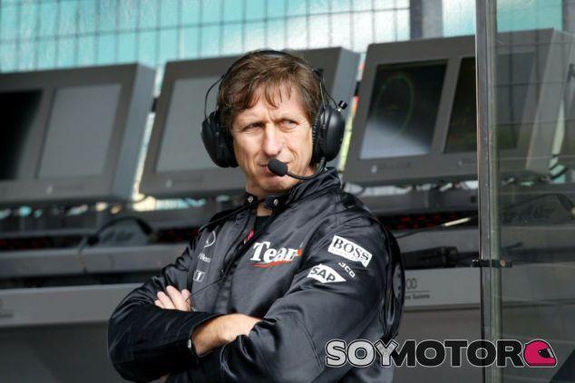 Mario Illien ya trabajó para McLaren en el pasado - SoyMotor