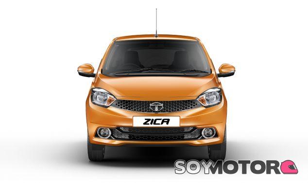 De momento no hay un nombre alternativo para el Tata Zica - SoyMotor