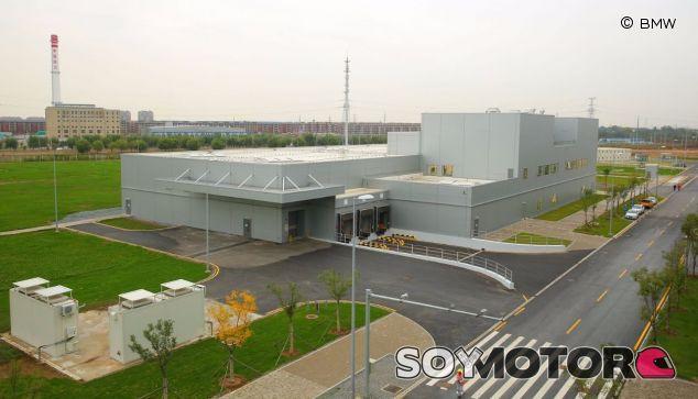 Planta de BMW en Shenyang– SoyMotor.com