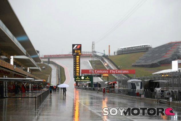 Se aplaza la clasificación hasta el domingo por la mañana - LaF1
