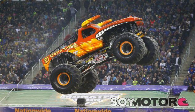El Toro Loco ha sido uno de los vehículos más aclamados entre los Monster Truck (Monsterjam.es) - SoyMotor