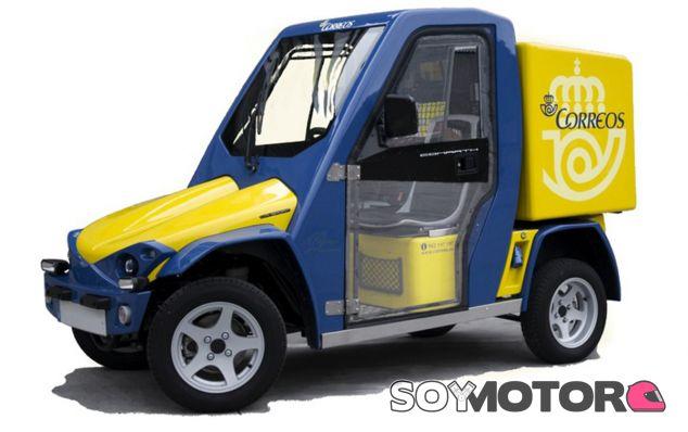 Comarth ha suministrado algunos vehículos eléctricos a Correos - SoyMotor