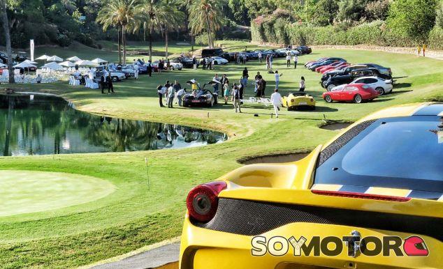 Marcas como Nissan o Maserati aprovecharon el evento para mostrar sus últimas novedades - SoyMotor