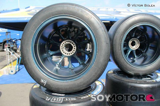 Michelin se prepara para entrar en la F1 - LaF1