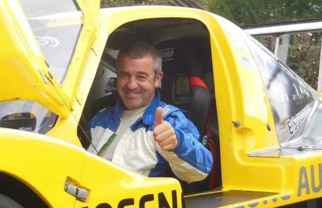 Iñaki Irigoyen sufre un mortal accidente en la Subida a Urraki |  SoyMotor.com