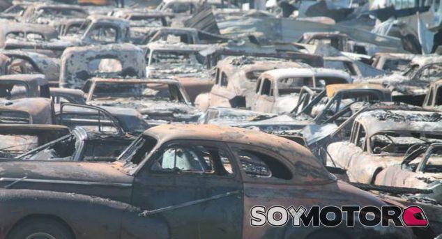Incendio Illinois - SoyMotor.com