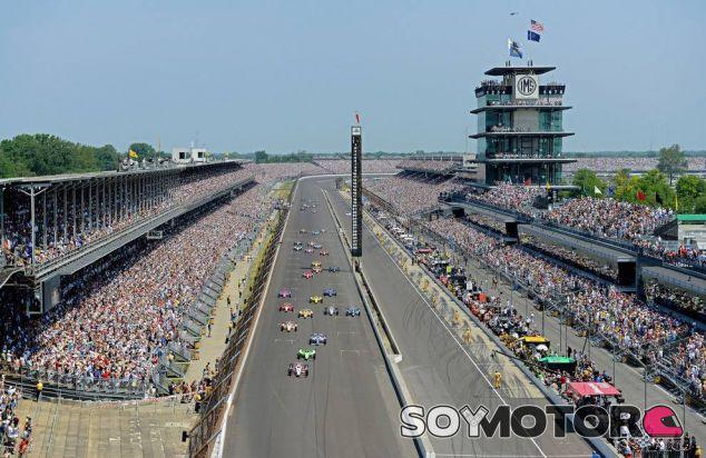 Las 500 millas de Indianápolis cumplen 100 ediciones - LaF1