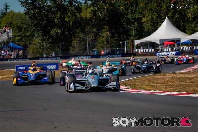 Escena del GP de Portland 2018 - SoyMotor