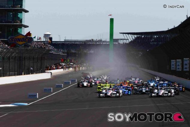 La IndyCar cancela Detroit, añade una tercera prueba en Indianápolis - SoyMotor.com