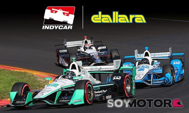 IndyCar y Dallara - SoyMotor