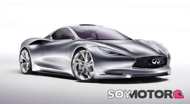 Infiniti Emerg-e Concept - SoyMotor.com