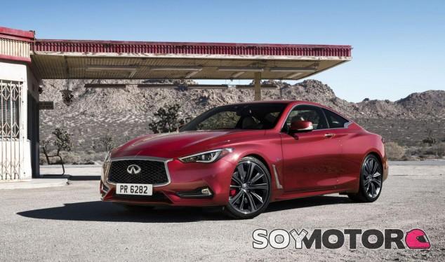 El Infiniti Q60 está listo para plantar cara a los coupé alemanes - SoyMotor