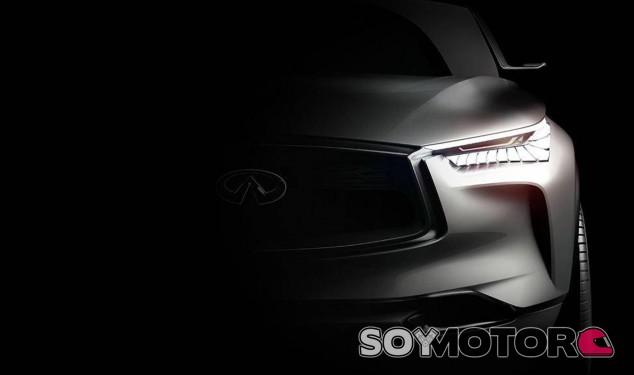 Infiniti QXSport Inspiration - SoyMotor