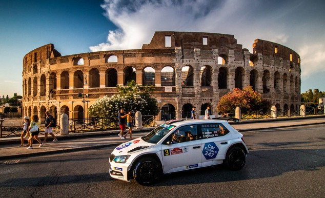 Ingram abre un 'crowdfunding' para correr los dos últimos rallies del ERC - SoyMotor.com