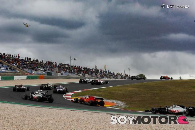 Los ingresos de la F1 se redujeron en 722 millones de euros en 2020  - SoyMotor.com