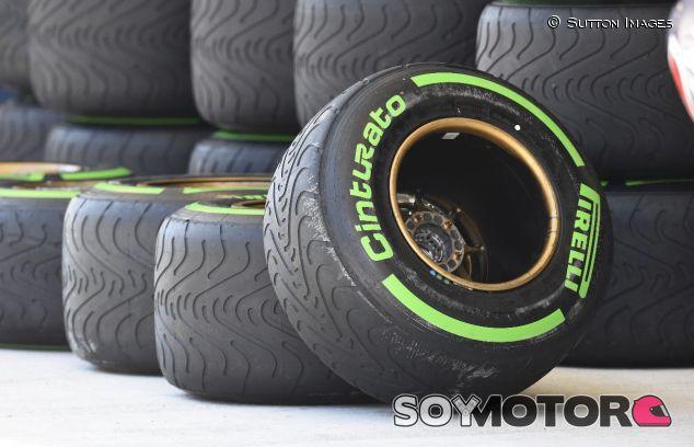 Neumáticos intermedios de Pirelli – SoyMotor.com