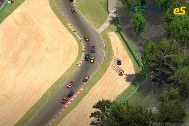 Verstappen roza las victorias virtuales tras un trompo en Imola - SoyMotor.com