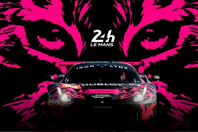 Iron Dames, equipo femenino en Le Mans, lanza un documental - SoyMotor.com