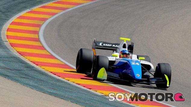"""Isaakyan: """"Es difícil pasar de la GP3 a la Fórmula V8 3.5"""" - LaF1"""