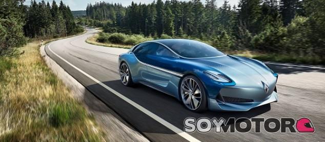 Borgward Isabella Concept - SoyMotor.com