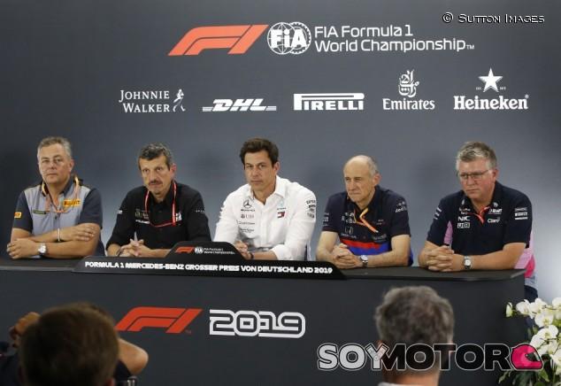 GP de Alemania F1 2019: Rueda de prensa del viernes – SoyMotor.com