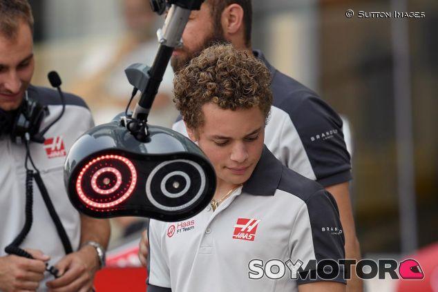 Santino Ferrucci en Monza - SoyMotor
