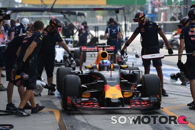 Daniel Ricciardo en Italia - SoyMotor