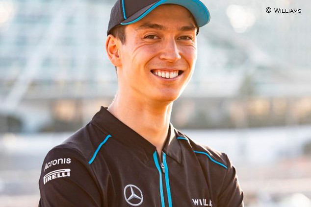 Jack Aitken renueva como reserva de Williams para 2021 - SoyMotor.com