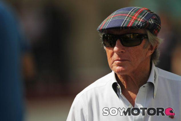 Jackie Stewart ve muchos inconvenientes en poner cúpulas en los monoplazas - LaF1