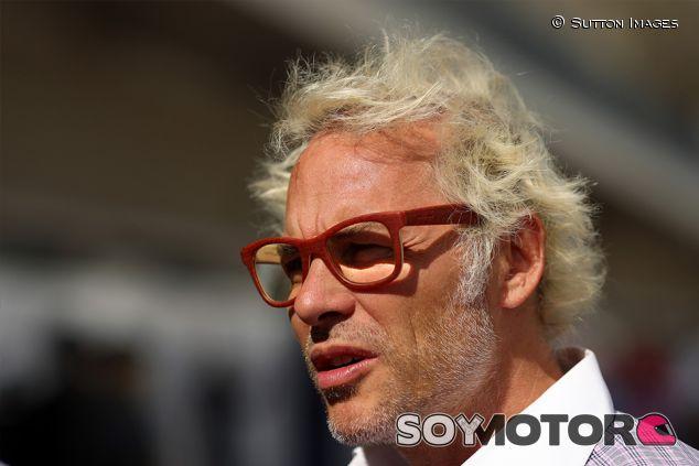 Jacques Villeneuve en Austin - SoyMotor.com