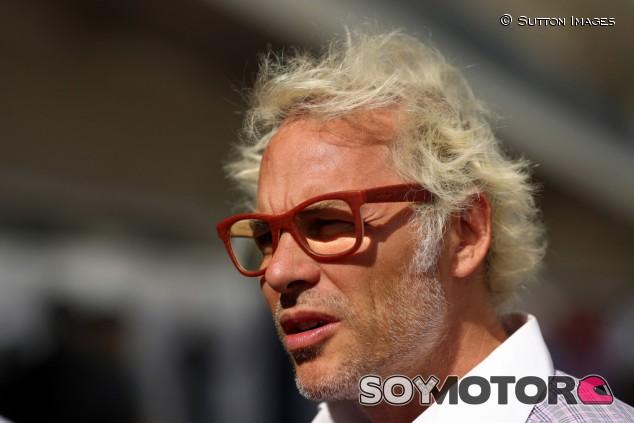 """Villeneuve, contra la F1: """"Si eres verde, no organizas carreras"""" - SoyMotor.com"""