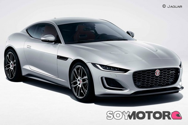 Jaguar F-Type R-Dynamic Black - SoyMotor.com