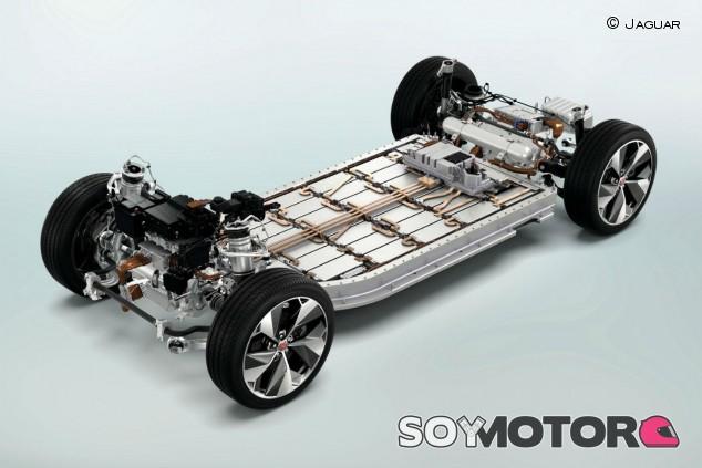 Los Jaguar electrificados también tendrán versiones SVR - SoyMotor.com