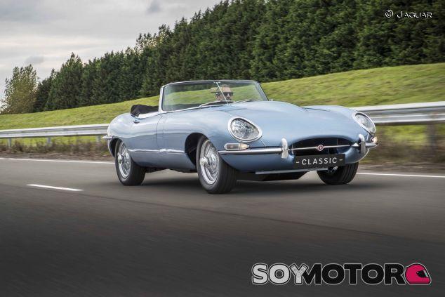 Jaguar E-Type Zero - SoyMotor.com
