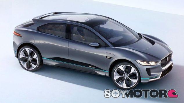 Jaguar I-Pace Concept - SoyMotor.com