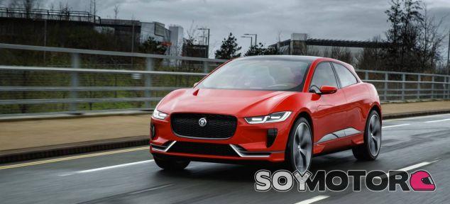Jaguar y Land Rover sólo venderán híbridos y eléctricos en 2020