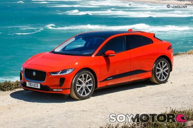 El Jaguar I-Pace se lleva también el World Car of the Year - SoyMotor.com