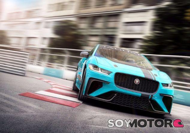Así será el coche de la Jaguar I-Pace eTrophy – SoyMotor.com