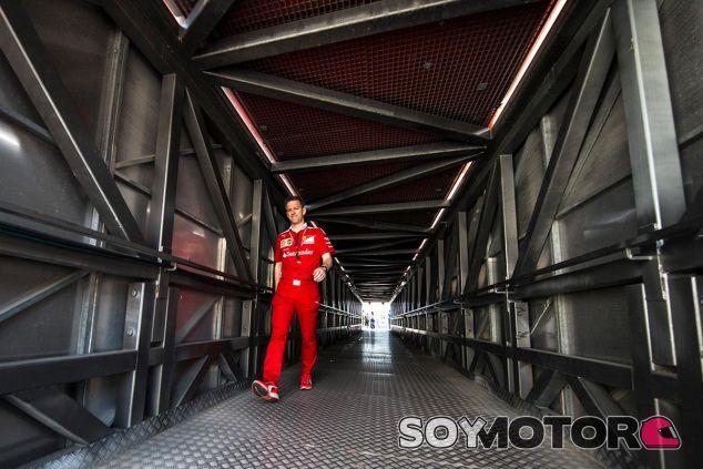 James Allison en el GP de Mónaco 2016 - SoyMotor