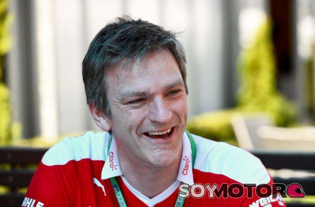 James Allison dejó Ferrari a mediados de 2016 - SoyMotor