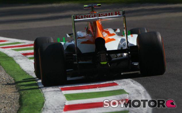 James Calado en los Libres 1 del GP de Italia 2013 - LaF1