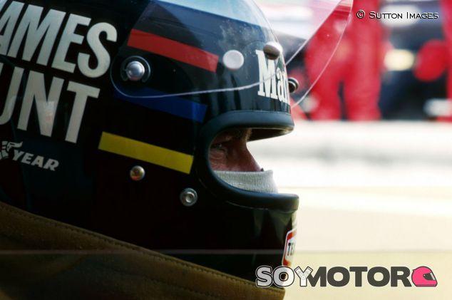 James Hunt, durante la temporada 1976 - SoyMotor.com
