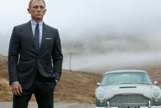 Convertirse en James Bond y conducir sus coches es posible - SoyMotor.com