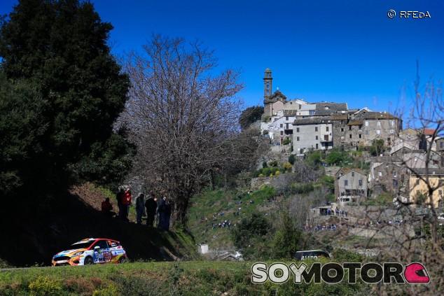 Jan Solans quiere ganar en Cerdeña su primer rally del Mundial - SoyMotor.com