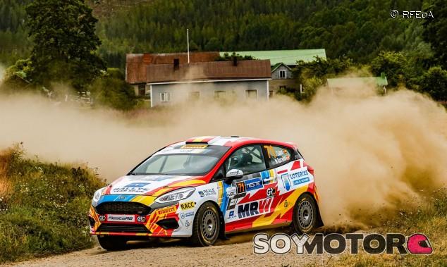 Jan Solans, a por el podio en el Rally de Finlandia - SoyMotor.com