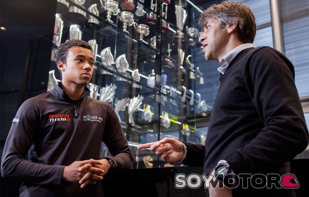Jann Mardenborough asciende a la GP3 e ingresa en el programa de jóvenes pilotos de Red Bull - LaF1