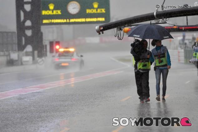 El tifón Hagibis amenaza la celebración del GP de Japón - SoyMotor.com