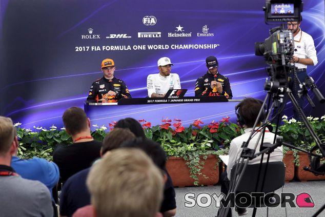Rueda de prensa del GP de Japón - SoyMotor