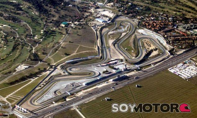 Remodelación del circuito del Jarama -SoyMotor